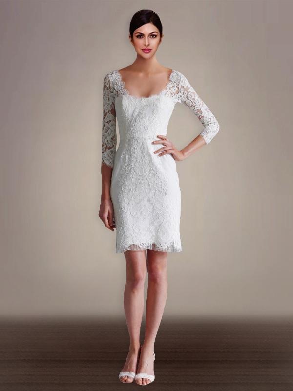 Белые Платья Короткие Спб