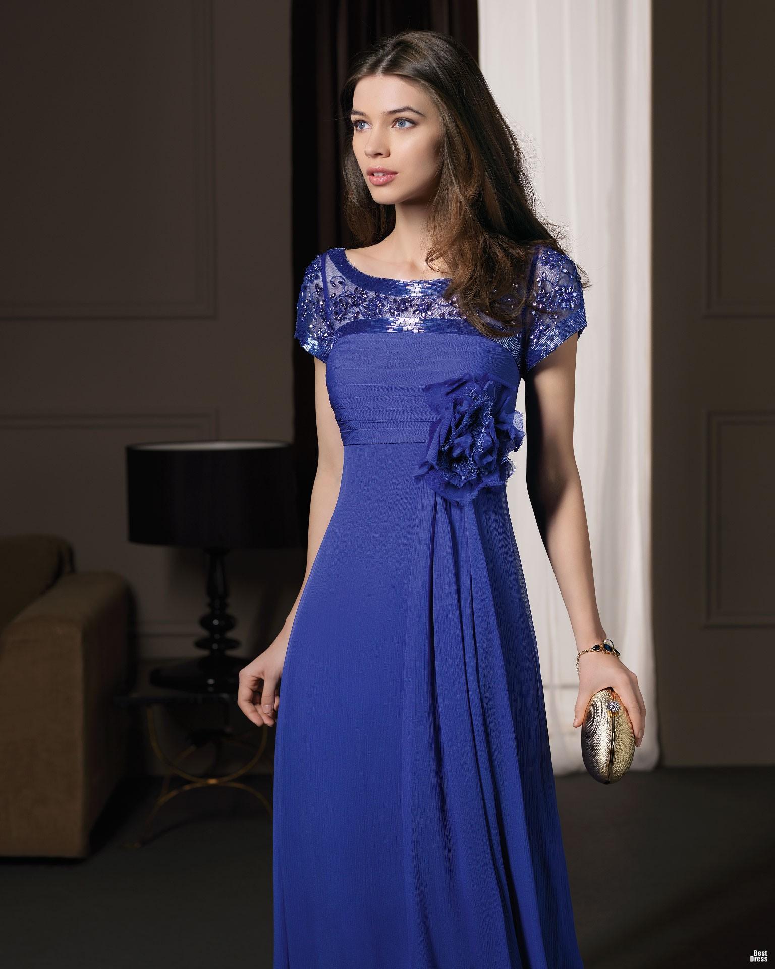 модный вечерние платья фото