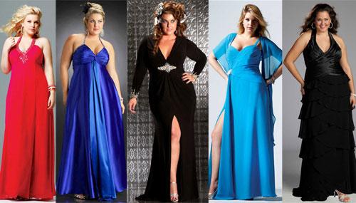 Платья для полных женщин в интернет-магазине JliFashion.ru