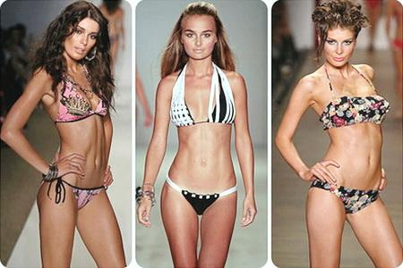 Модные и стильные купальники