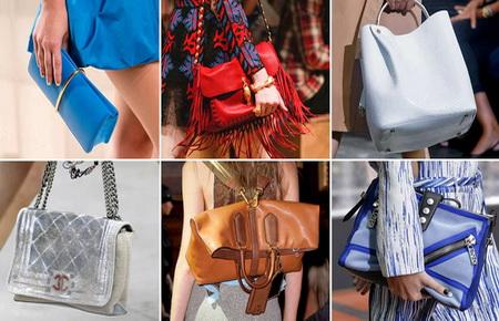 Модные женские сумки весны-лета